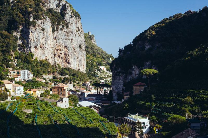Walking Valle Delle Ferriere & Drinking Organic Lemonade: Italy {Part III}