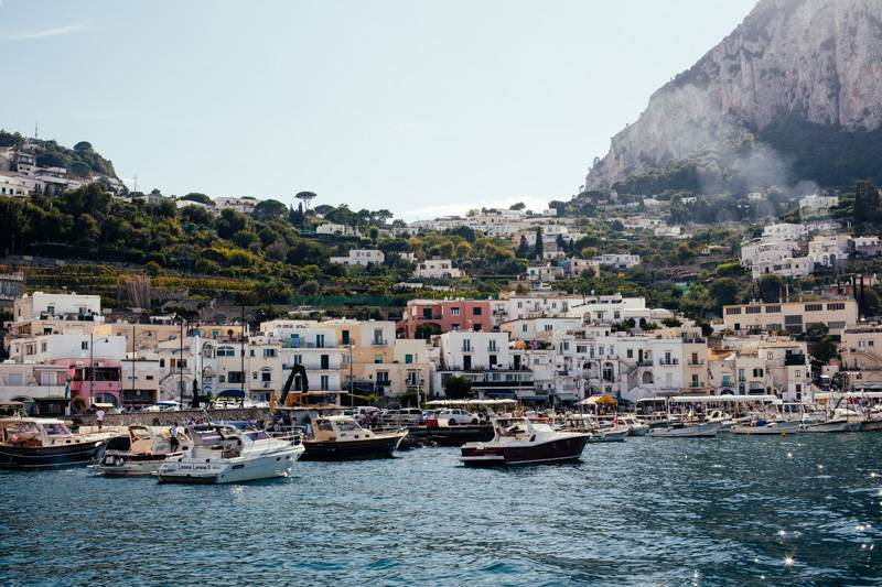 24 Hours In Anacapri: Italy {Part V}
