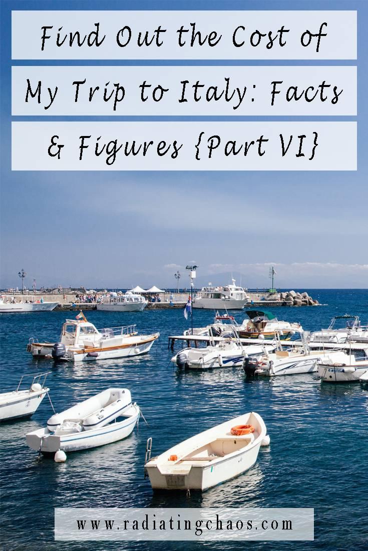 Boats on the Amalfi Coast