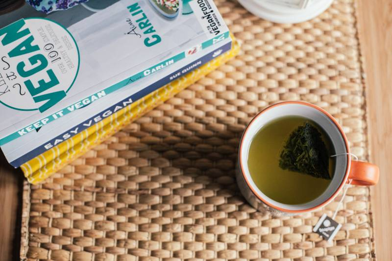 5 Health Benefits of Drinking Green Tea