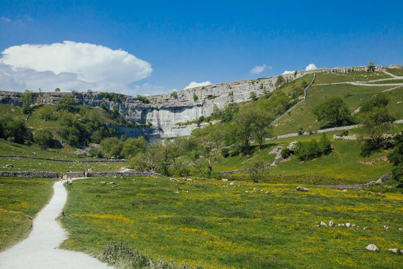 Radiating_Chaos_Malham_Cove_Walk_087