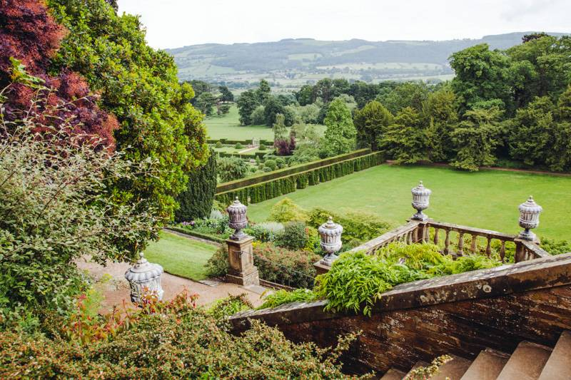 Radiating_Chaos_Powis_Castle_060