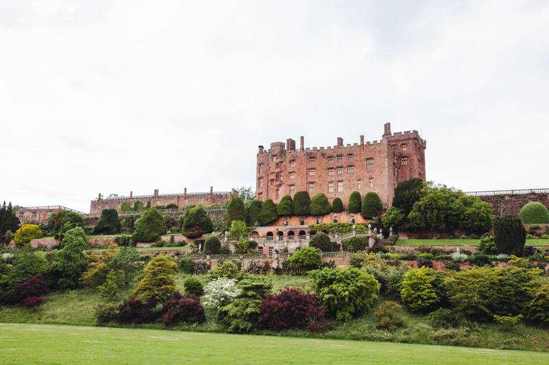 A Day Out At Powis Castle and Garden