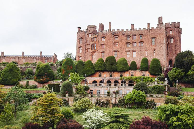 Radiating_Chaos_Powis_Castle_074
