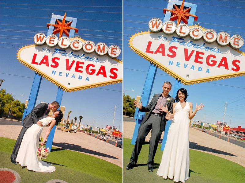 How to Get Married in Las Vegas {Part III}