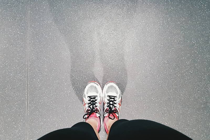 What does your run feel like?