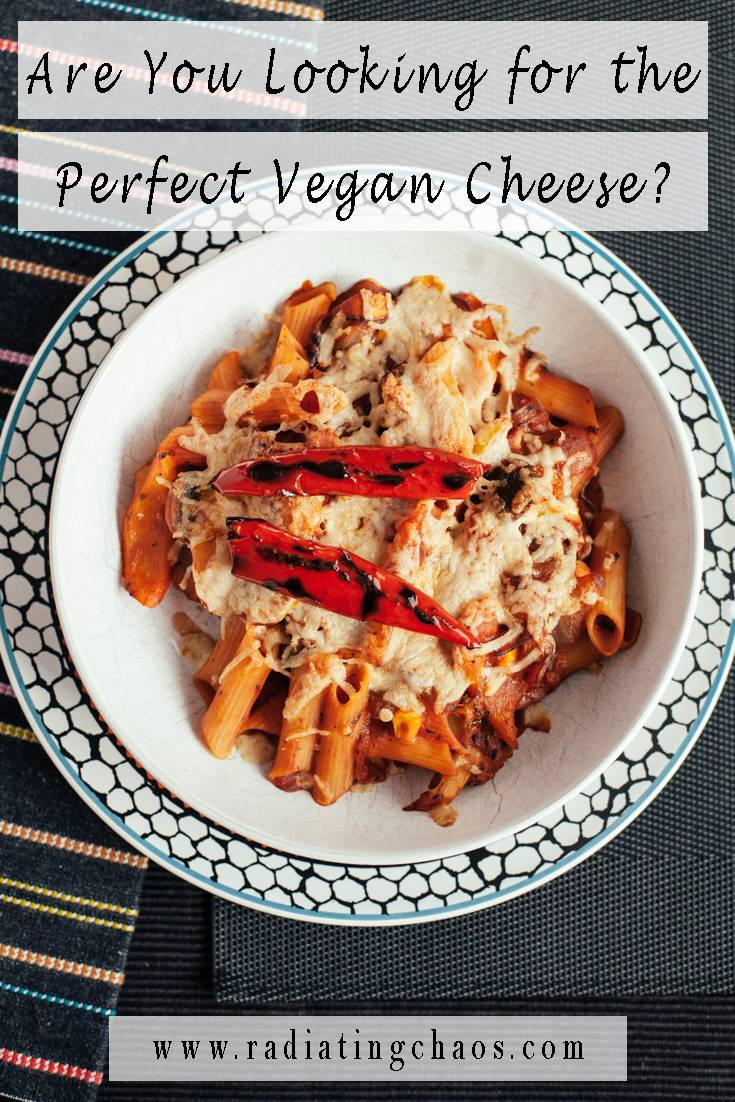 Vegan Cheese with Pasta
