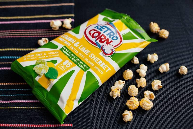 Retrocorn Popcorn