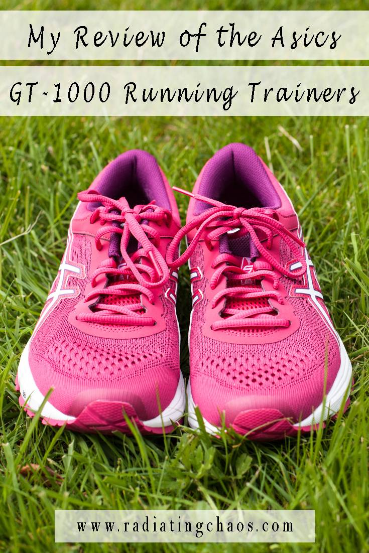 Asics GT-1000 Running Trainers