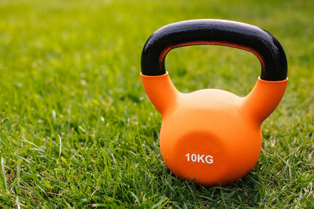 My Review of The Body Sculpture Kettlebell