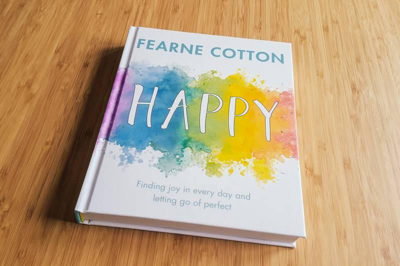 Fearne Cotton's book, 'Happy'