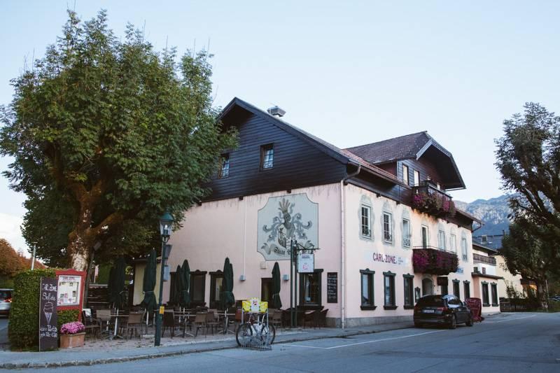 Carl-Zone Pizzeria in Strobl, Austria