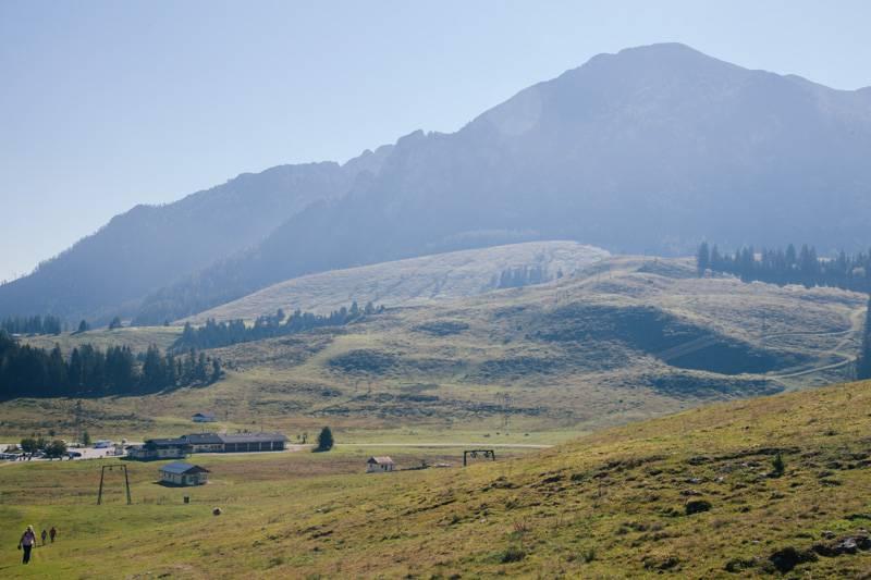 View of Postalm, Austria