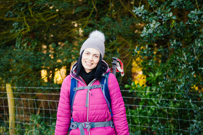 Self-care hiking in the Lake District