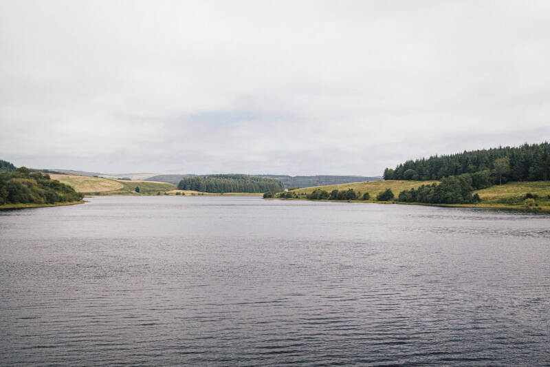 Stocks reservoir, Forest of Bowland