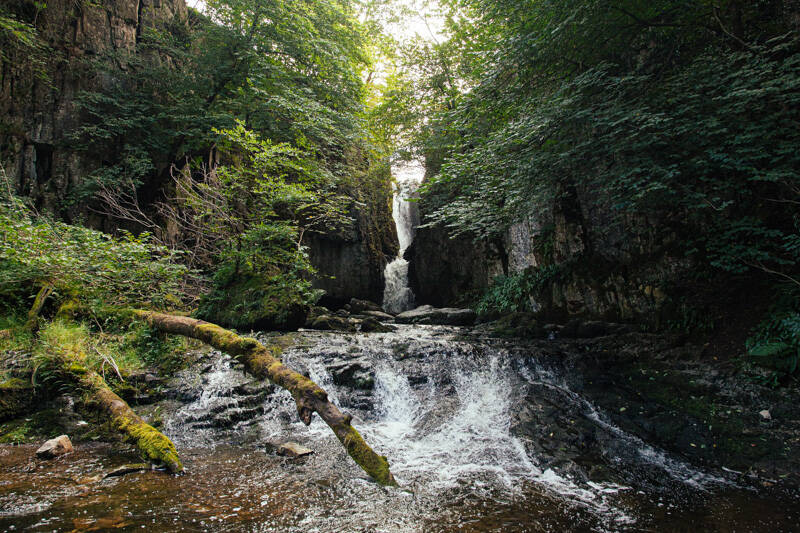 Settle waterfall
